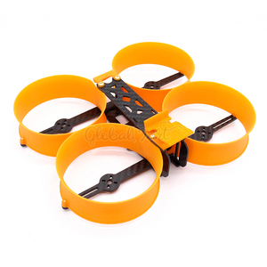 Image 2 - Donut 3inch 140 140mm Frame Kit Mini Drone H Type Frame with Prop Guard Compatiable with 1306 1407 motors for DIY RC FPV Racing