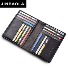 New 16 Card Holders Purse Multi-function Passport Cover Card Case Travel Accessories ID Bank Credit Card Bag Russian Passport(China)