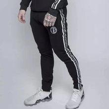 2019 moda masculina alta rua pernas compridas harem roupas moletê novo estilo de vida