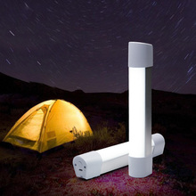 Outdoor LED Tent Light USB Charging Handheld Camping Hiking Repairing Night Lamp With Magnet Portable Lantern Work Light NEW