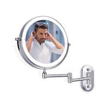 Ванная комната косметическое зеркало со светильник Светодиодный