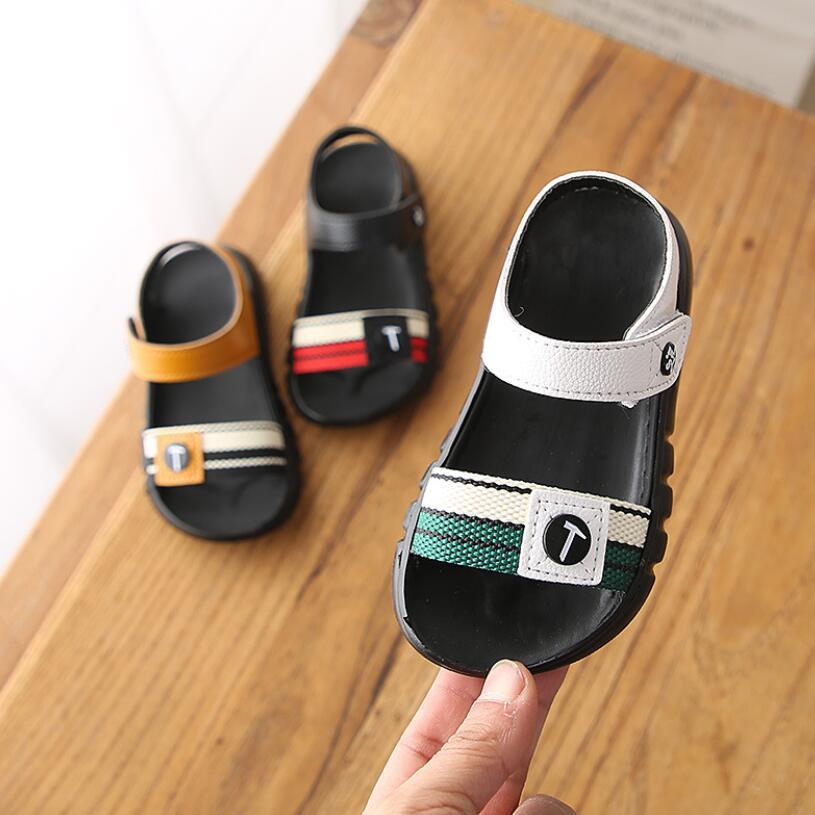 2020 Children Fashion Sport Sandals Baby Comfortable Sandals Summer New Boys Girls Beach Sandals Shoes Kids Casual Sandals