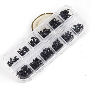 Image 3 - free shipping one set 240pcs Lenovo ASUS Sony Dell HP notebook universal screw electronic digital small screws