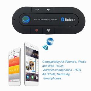 Wireless Car Kit Bluetooth Han