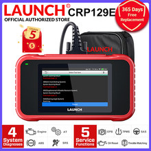 LAUNCH CRP129E obd2 Diagnosic Tools Auto OBD EOBD Code Reader scanner OBDII ENG AT ABS SRS Oil SAS EPB ETS TPMS reset for cars