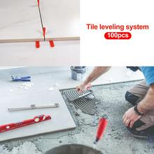 Level-Wedges Tile-Spacers Tile-Leveling-System Wall-Laying Flat-Tile Flooring Plastic