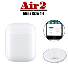 i200 TWS 1:1 Pop up for Air 2 Wireless Bluetooth Earphone Touch Control Headphone