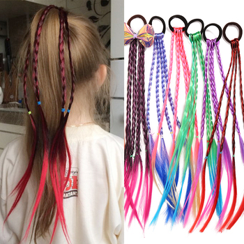 Ponytail Elastic Rubber Rope Hair Bands