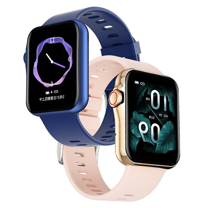 Permalink to 1.6 inch intelligent female watch proof dbluetooth bluetooth water calling music player girl's fitness smartwatch sports for