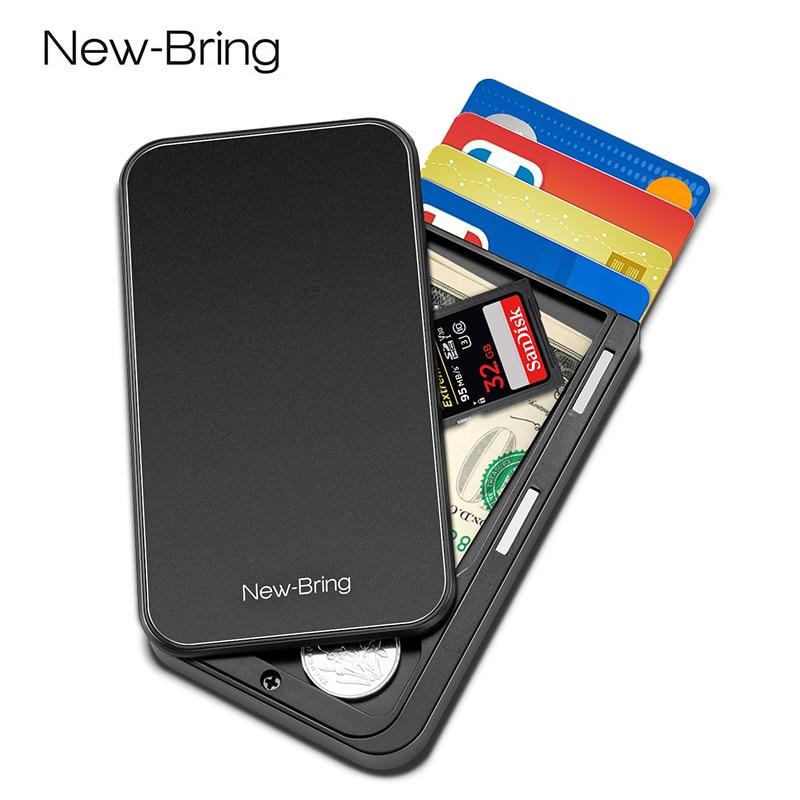 New-Bring Card Holder Men…