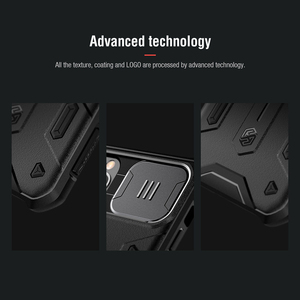 Image 5 - For iPhone 11 Pro Max Case NILLKIN CamShield Armor Case Lens protection Anti fall phone case For iPhone 11 Pro