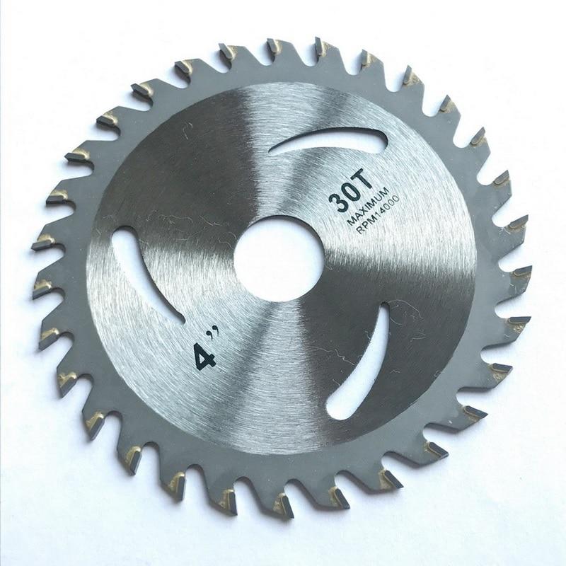 85mm110mm125mm * 24/30 / 40z tct sierra de hoja máquina - Hojas de sierra - foto 3