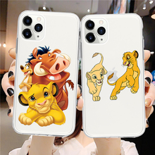For Funda IPhone11Pro Max Lion King Cases For Cover iPhone 7 8 Xr Xs Max For iPhone 8 Plus 6 6S Plus SE 5 X Soft TPU Phone Cases cheap Fitted Case Fashion Phone cases Apple iPhones iPhone 5 iPhone 6 iPhone 6 Plus IPHONE 6S iPhone 6s plus iPhone 5s Iphone SE