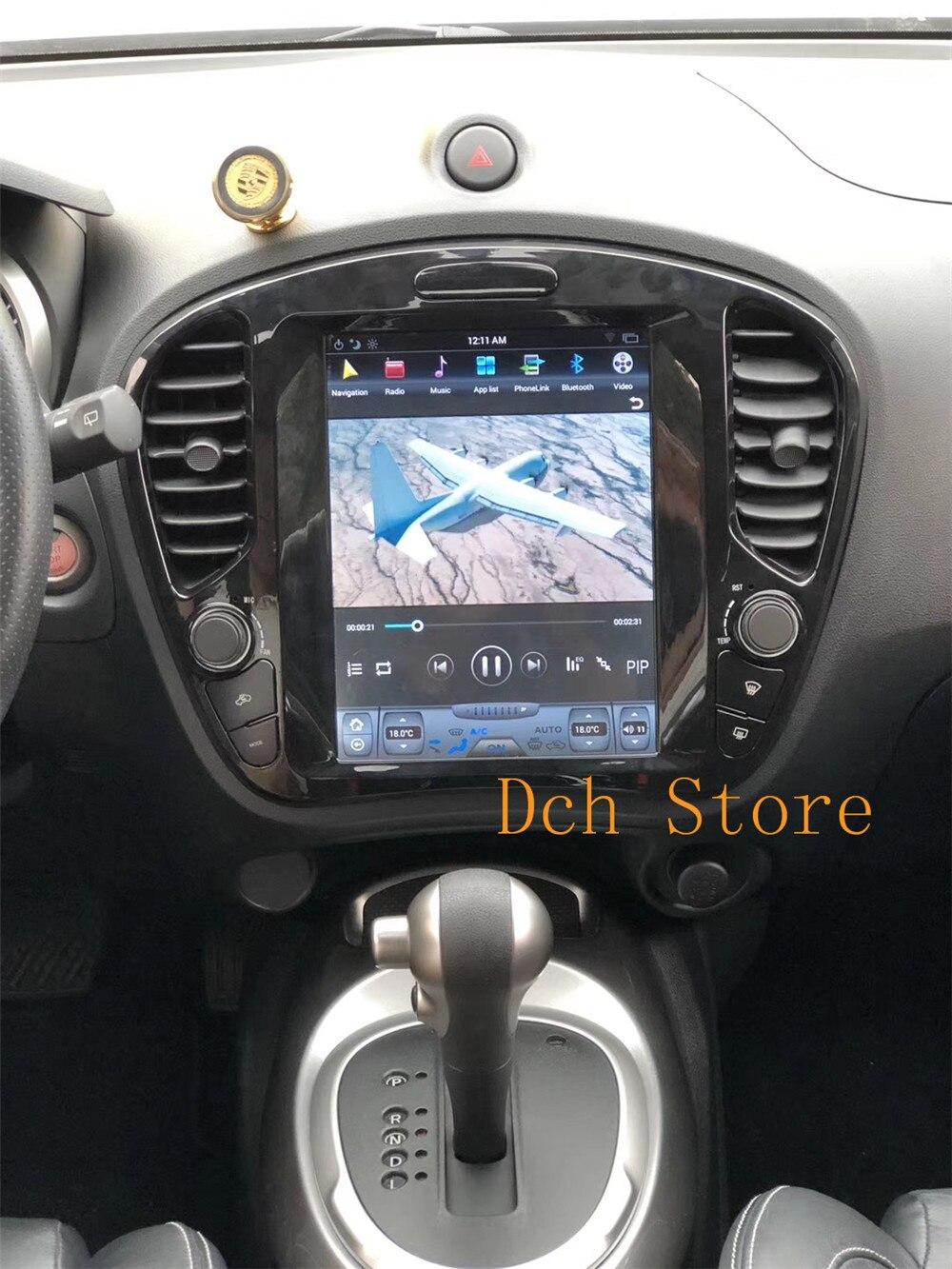Autocardvdgps us $528.36 16% off|10.4'' tesla style android 8.1 auto car dvd gps player  for nissan juke infiniti esq 2014 2019 radio stereo headunits px6 navi-in