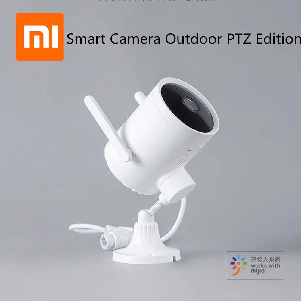 Xiaomi Imilab Smart Outdoor Camera Waterproof PTZ Webcam 270 Angle 1080P Dual Antenna Signal WIFI IP Cam Night Vision Mijia APP