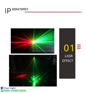 Image 5 - 120W LED Disco Light Beam Strobe Laser UV 4IN1 Stage Lights DJ Disco Sound Activated Laser Projector Effect Light For Christmas