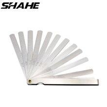 Measuring-Tools Feeler-Gauge Shahe 150-Mm-Length 17-Blades