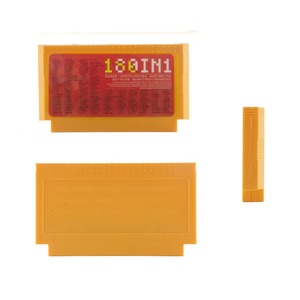 Image 3 - 500 w 1 kartridż z grą gry wideo karty pamięci 180 400 w 1 8 Bit 60 pinów konsola do gry Nintend classic FC karty do gry 8w1