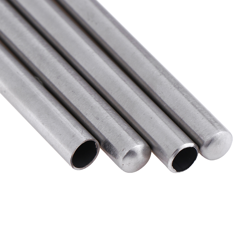 1pc 304 Seamless Stainless Steel Capillary Tube 8mm 7mm ID