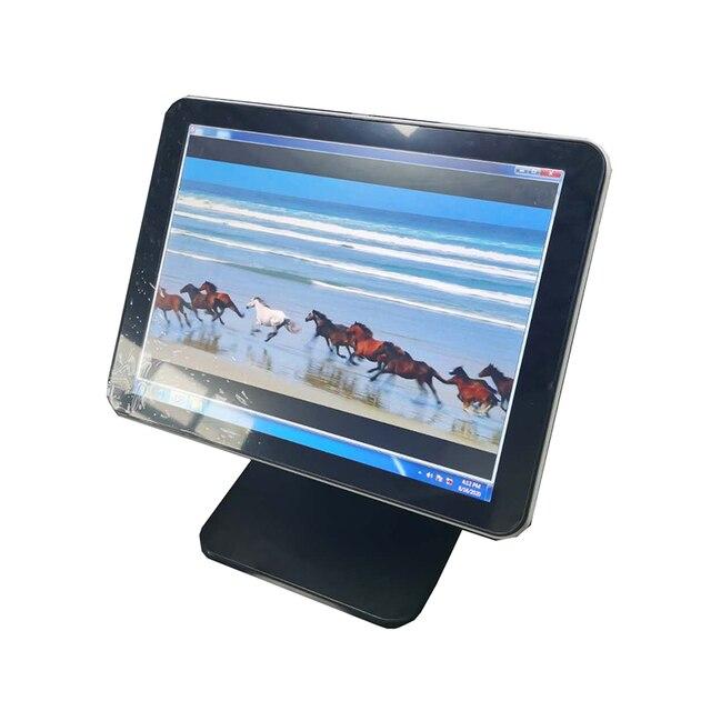 Machine de point de vente tout-en-un, nouveau modèle 2020, frais d'expédition bon marché, système de point de vente de 15 pouces à écran plat 1