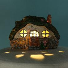 Светодиодный солнечный творческий дом моделирующая лампа открытый