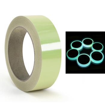 Pegatinas reflectantes para bicicleta, cinta reflectante fluorescente para ciclismo, cinta adhesiva para bicicleta MTB, decoración de seguridad, accesorios adhesivos