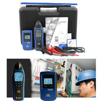 Underground General Cable Meter Wire Finder Tester Tracer Kit Tracking underground cables With English instruction manual