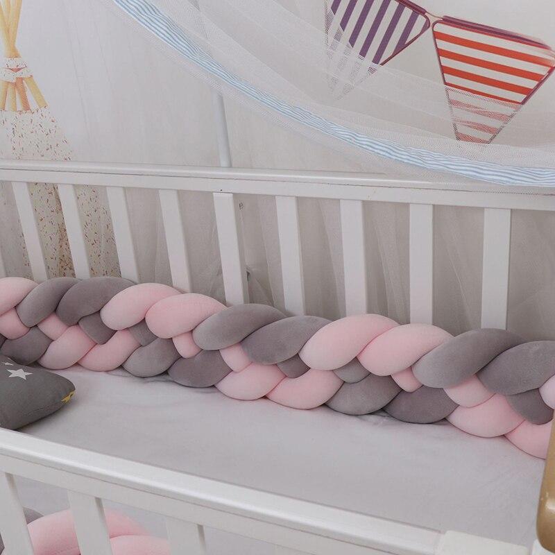 travesseiro crianças acessórios cama do bebê pára-choques
