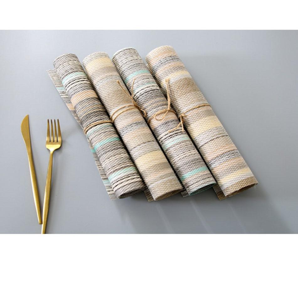 Купить термостойкие пластиковые салфетки пвх стойкие к пятнам декоративные