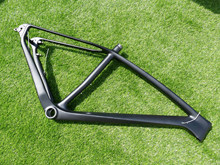 "Full Carbon Matt Matte Schijfrem Mountainbike 29ER Fiets Mtb Frame 15 "" / 17"" / 19""(China)"