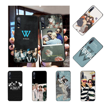 NBDRUICAI Boy Group Kpop Winner Newly Arrived Black Cell Phone Case for Huawei Honor 20 10 9 8 8x 8c 9x 7c 7a Lite view(China)