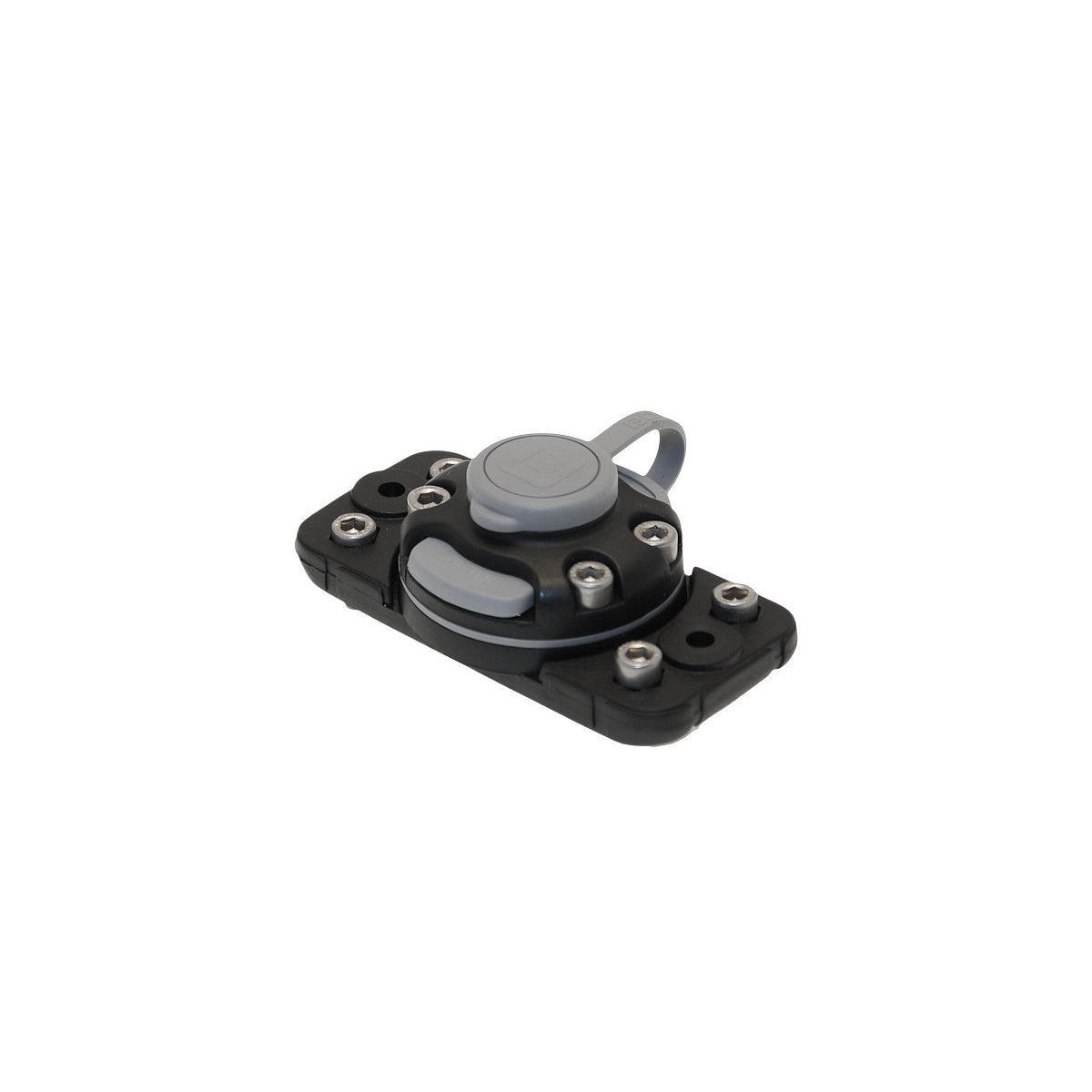 Adapter For Hard Board Reinforced With Mount, Black, Borika FFr444_black
