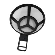 FILTER-HOLDER Coffee-Pot Mesh-Basket Handle Kitchen with Gadgets-Tools 19QE Dripper Reusable