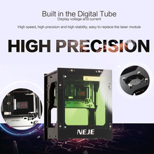 Hot New NEJE DK-BL 3000mW Smart AI Mini Engraving Machine Laser Engraver Wireless BT Print Engraver BT 4.0 for iOS For Android(China)