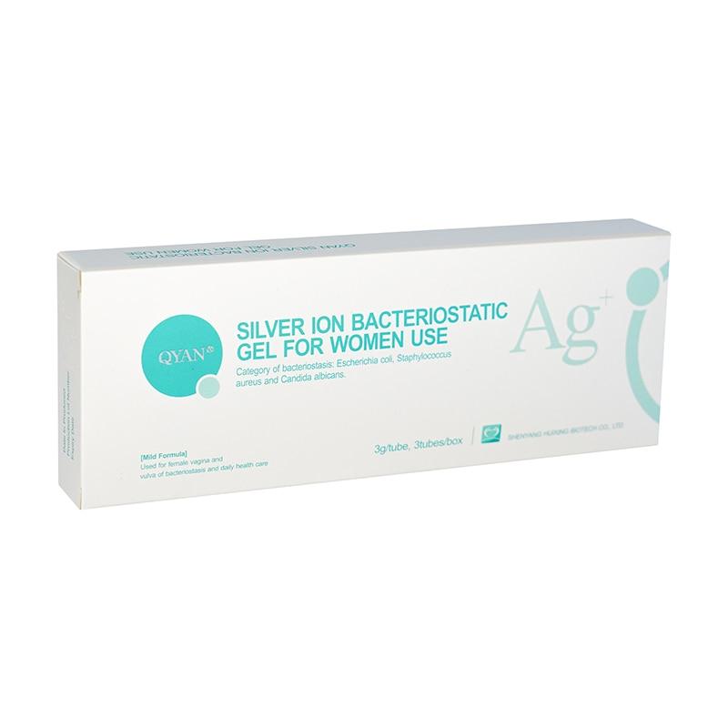 Buy 3 Get 1 Free Silver  Ion Bacteriostatic Gynecological Gel For Women Vagina Tighting Repair Feminine Hygiene Vaginal Health