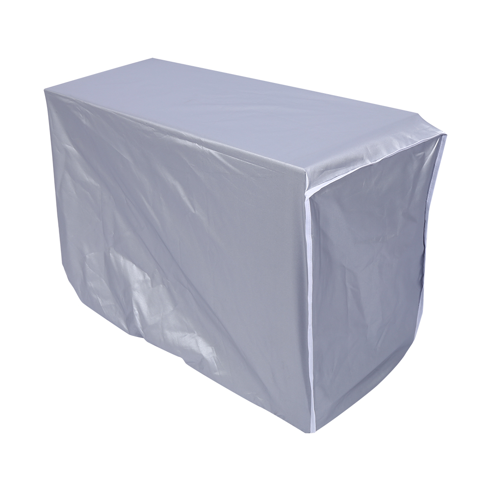 Reasonable Outdoor Air Conditioner Cover Anti-dust Anti-snow Waterproof Dust Cover For Home Household Merchandises