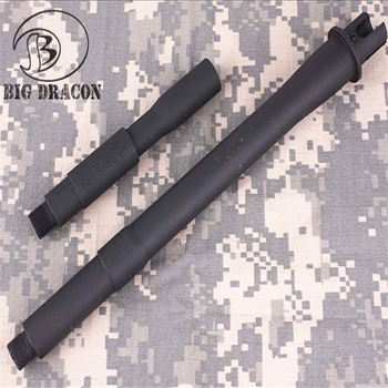 "Big Dragon 14.5""( 10.5""+ 4"") Or 5"" M4 Series Outer Tube For Marui G&P CYMA Airsoft AEG M20 Gel Blaster Toy Gun Accessories"