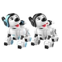 Robot Dog Electronic Pet Intelligent Dog Robot Toy 2.4G Smart Wireless Talking Remote Control Electronic Pet Kid Birthday Gift
