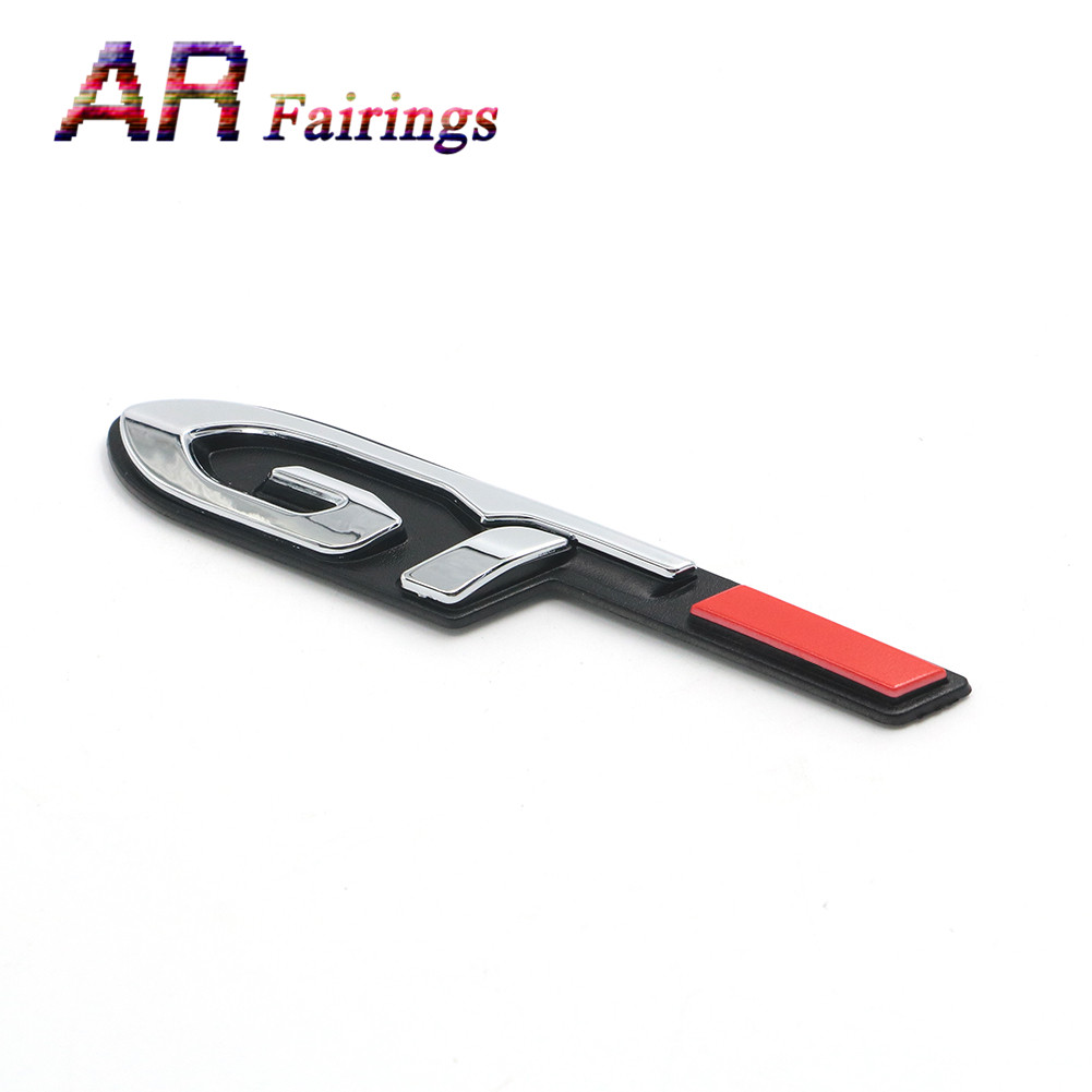 Low Profit For Peugeot 208 301 308 408 508 2008 3008 4008 5008 Plastic GT Sticker Side Badge Emblem Car Rear Trunk Decal Trim