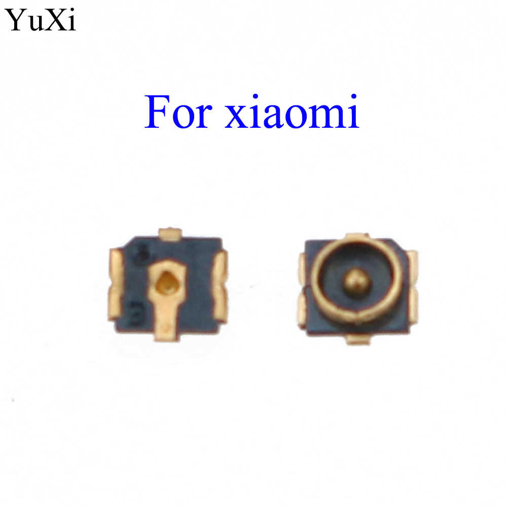 YuXi Nieuwe Wifi Signaal FPC Connector Voor Xiao mi mi 5 mi 4 mi 3 2A/rood mi 1S 2 Note 3G 4G 3 4 Antenne Moederbord Connector