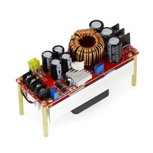 1500W 30A DC 10V-60V to 12V-90V DC-DC Step Up Power Supply Adjustable Module