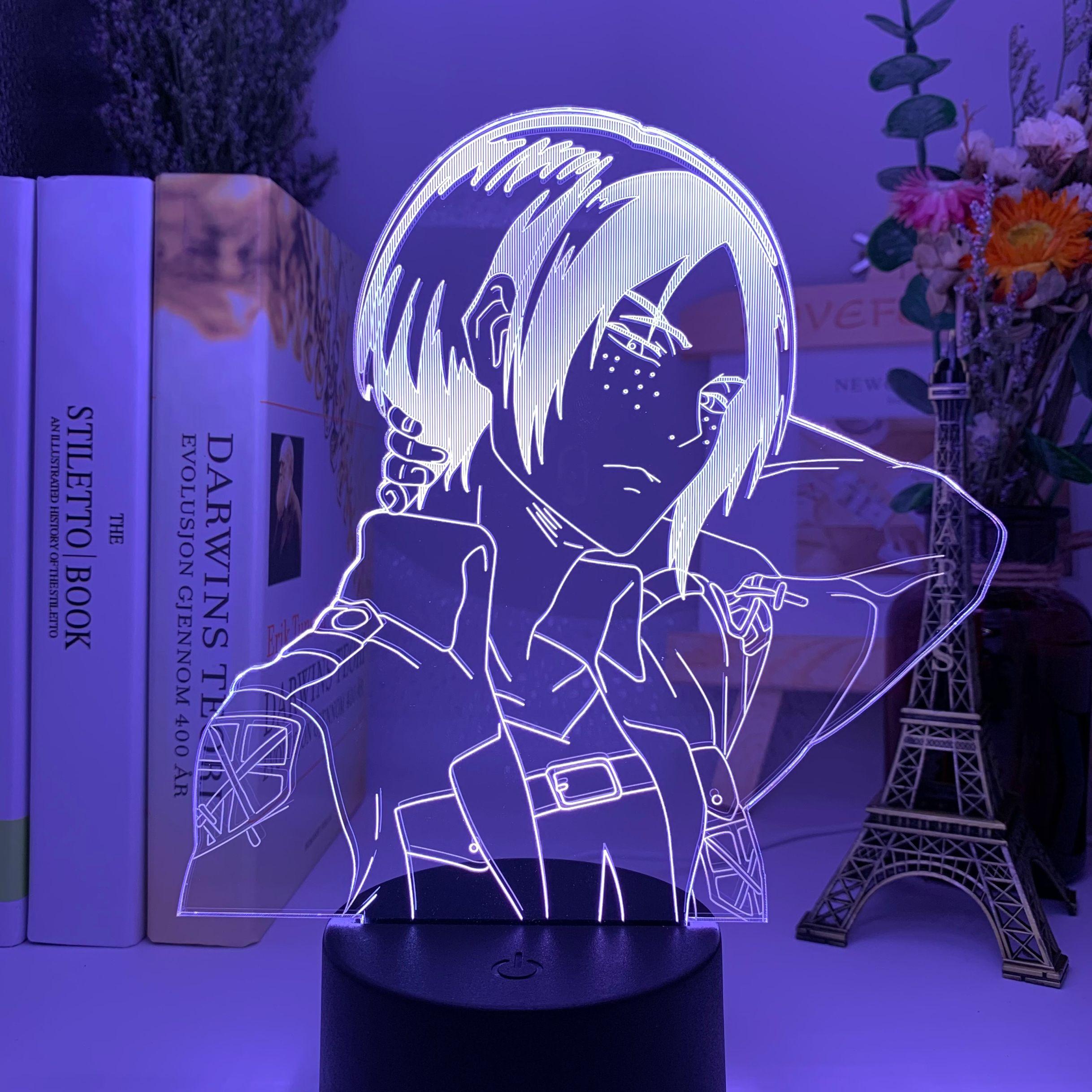 H1ce4419ed4264c358ba4395045e7c2c8C Luminária Attack On Titan Shingeki no Kyojin Acrílico 3d lâmpada ymir ataque em titã para casa decoração do quarto luz presente da criança ymir conduziu a luz da noite anime