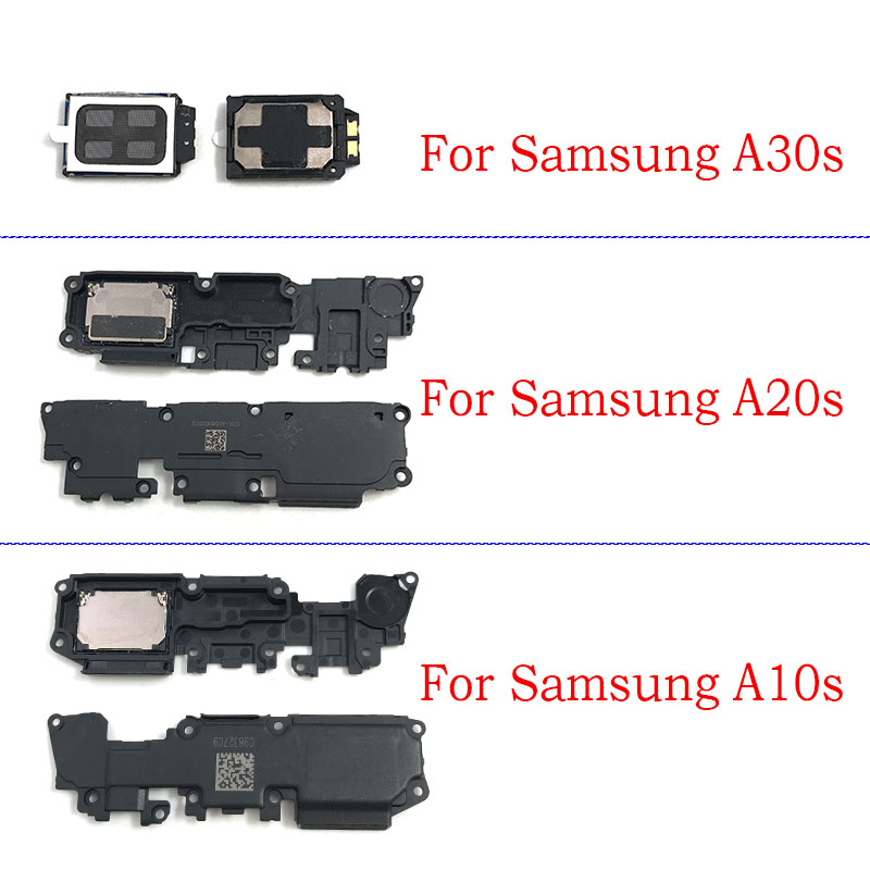 New Loud Speaker For Samsung Galaxy A10S A20S A30S A107 A207 A307 Buzzer Ringer Board Loudspeaker Flex Cable Replacement Parts