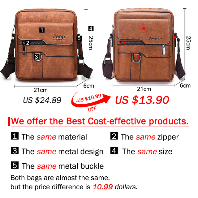 "Fashion Men Shoulder Bag for 10.5"" ipad Men PU Leather Flaps Men's Crossbody Bags Business Brown Flap Male Solid Messenger Bag 3"