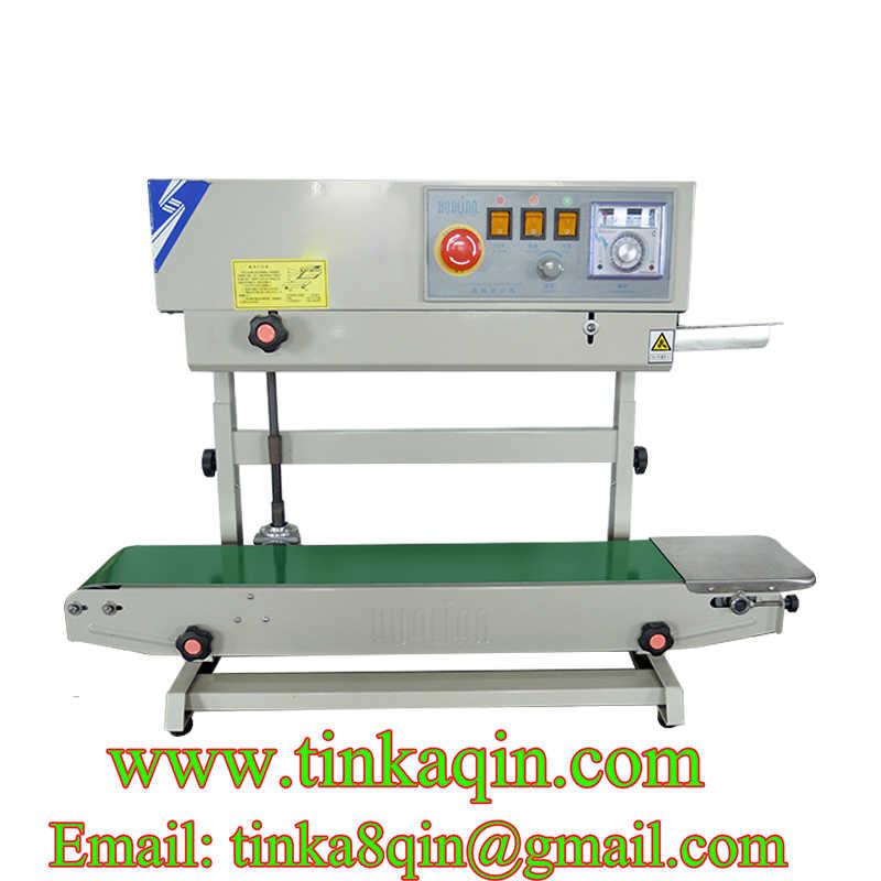 FRB-770 Serises автоматический герметик машина для герметизации пластиковый герметик для сумок Мешок Из Фольги Крафт бумажный мешок домашняя упаковочная машина