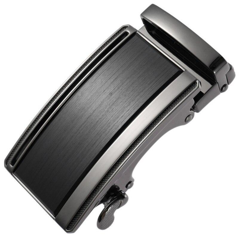 New Men's Business Alloy Automatic Buckle Unique Men Plaque Belt Buckles For 3.5cm Ratchet Men Apparel Accessories LY136-22122