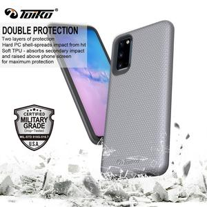 Image 4 - Toiko × ガード二層耐震アーマーシェルサムスンギャラクシー S20 超電話ケース pc tpu バンパー S20 プラス保護カバー