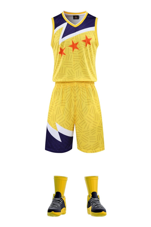 dos homens, uniformes de jogos de basquete