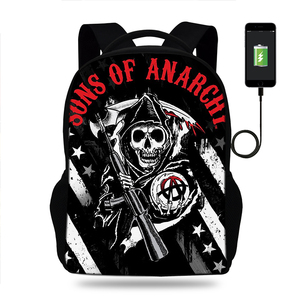 17inch Sons Of Anarchy Laptop