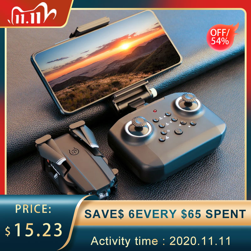 2020 New Mini Drone XT6 4K 1080P HD Camera WiFi Fpv Air Pressure Altitude Hold Foldable Quadcopter RC Drone Kid Toy GIft|RC Helicopters| - AliExpress